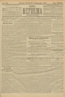Nowa Reforma (wydanie poranne). 1914, nr480
