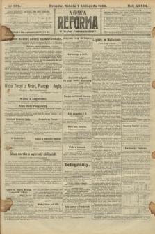 Nowa Reforma (wydanie popołudniowe). 1914, nr502