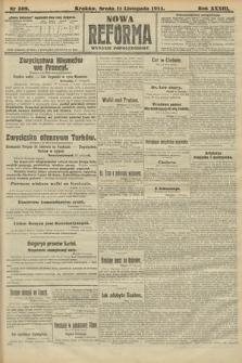 Nowa Reforma (wydanie popołudniowe). 1914, nr509