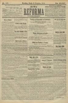 Nowa Reforma (wydanie poranne). 1914, nr538
