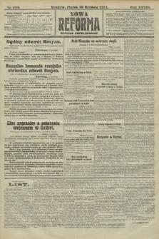 Nowa Reforma (wydanie popołudniowe). 1914, nr556
