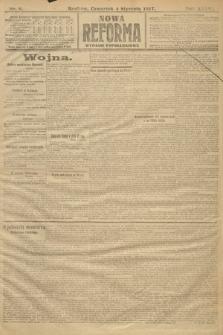 Nowa Reforma (wydanie popołudniowe). 1917, nr6