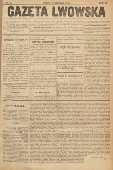 Gazeta Lwowska. 1901, nr2