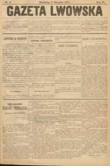 Gazeta Lwowska. 1901, nr4