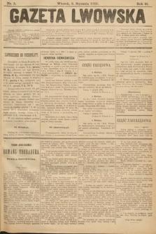 Gazeta Lwowska. 1901, nr5