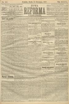 Nowa Reforma (wydanie poranne). 1917, nr167