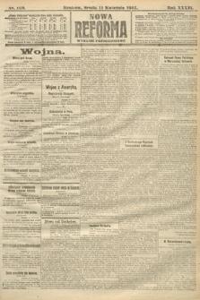Nowa Reforma (wydanie popołudniowe). 1917, nr168