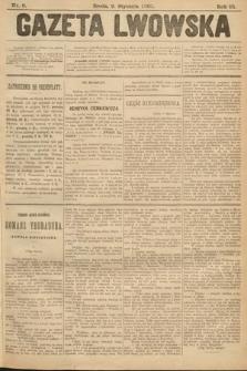 Gazeta Lwowska. 1901, nr6