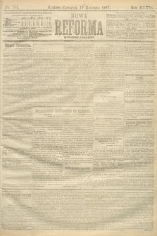 Nowa Reforma (wydanie poranne). 1917, nr181