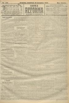 Nowa Reforma (wydanie popołudniowe). 1917, nr182