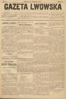Gazeta Lwowska. 1901, nr9