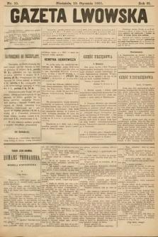 Gazeta Lwowska. 1901, nr10