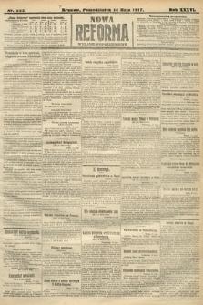 Nowa Reforma (wydanie popołudniowe). 1917, nr222