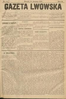 Gazeta Lwowska. 1901, nr11