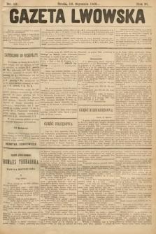 Gazeta Lwowska. 1901, nr12