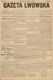 Gazeta Lwowska. 1901, nr13
