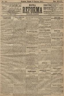 Nowa Reforma (wydanie poranne). 1917, nr261