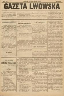 Gazeta Lwowska. 1901, nr15