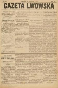 Gazeta Lwowska. 1901, nr16