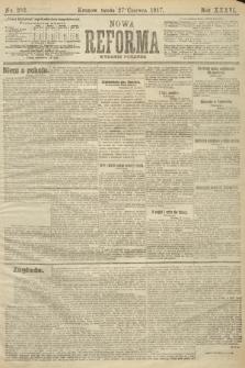 Nowa Reforma (wydanie poranne). 1917, nr293