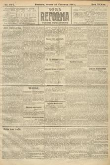 Nowa Reforma (wydanie popołudniowe). 1917, nr294