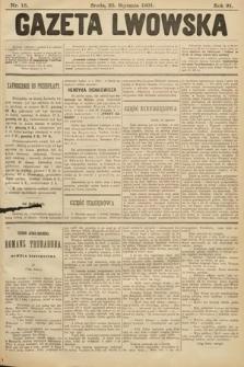 Gazeta Lwowska. 1901, nr18