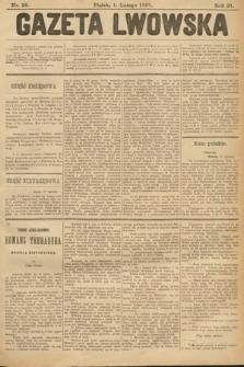 Gazeta Lwowska. 1901, nr26