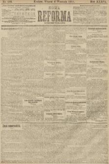 Nowa Reforma (wydanie poranne). 1917, nr408