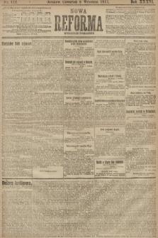 Nowa Reforma (wydanie poranne). 1917, nr412