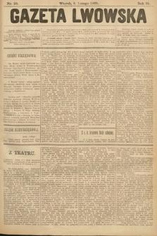 Gazeta Lwowska. 1901, nr28
