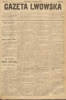 Gazeta Lwowska. 1901, nr30