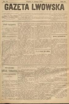 Gazeta Lwowska. 1901, nr31