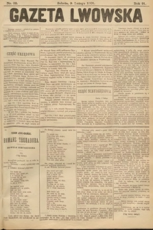 Gazeta Lwowska. 1901, nr32