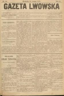 Gazeta Lwowska. 1901, nr33