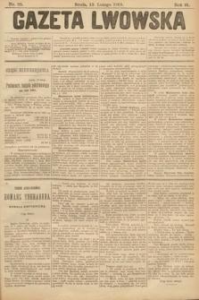 Gazeta Lwowska. 1901, nr35