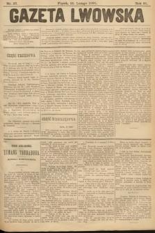 Gazeta Lwowska. 1901, nr37