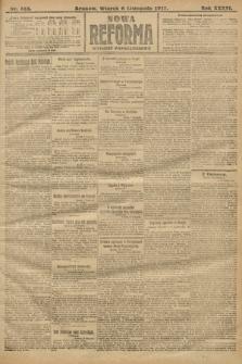 Nowa Reforma (wydanie popołudniowe). 1917, nr513