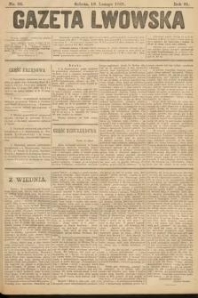Gazeta Lwowska. 1901, nr38