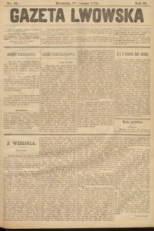Gazeta Lwowska. 1901, nr39