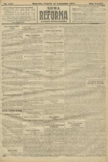 Nowa Reforma (wydanie popołudniowe). 1917, nr525
