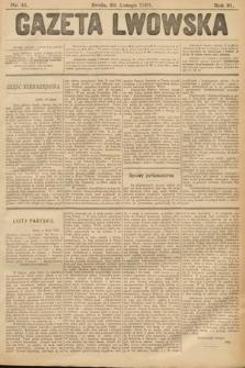 Gazeta Lwowska. 1901, nr41