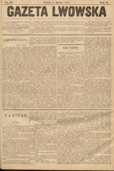 Gazeta Lwowska. 1901, nr49