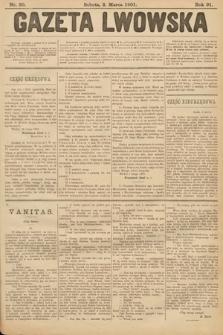 Gazeta Lwowska. 1901, nr50