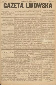 Gazeta Lwowska. 1901, nr54