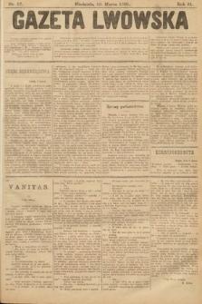 Gazeta Lwowska. 1901, nr57