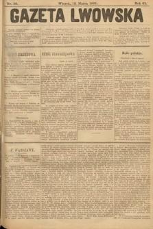 Gazeta Lwowska. 1901, nr58