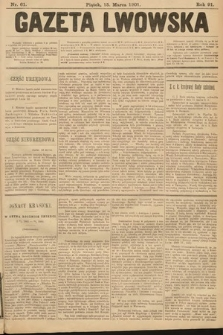 Gazeta Lwowska. 1901, nr61