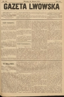 Gazeta Lwowska. 1901, nr64