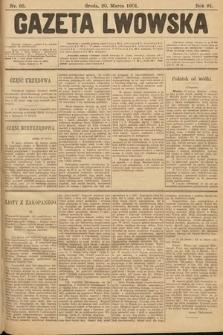 Gazeta Lwowska. 1901, nr65