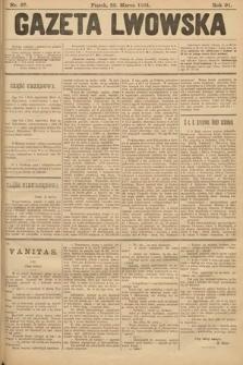 Gazeta Lwowska. 1901, nr67
